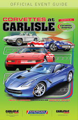 2015 Corvettes at Carlisle